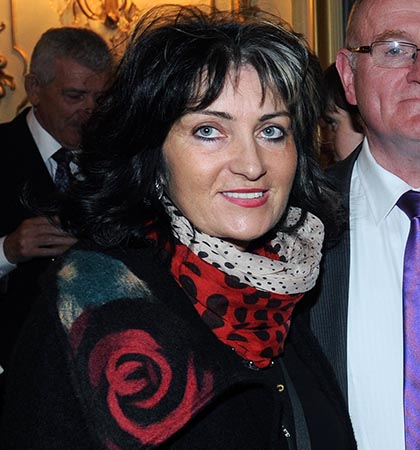 CEO of the Traveller Movement Yvonne McNamara blasted the comments by Gary Streeter MP (Photo Mal McNally)