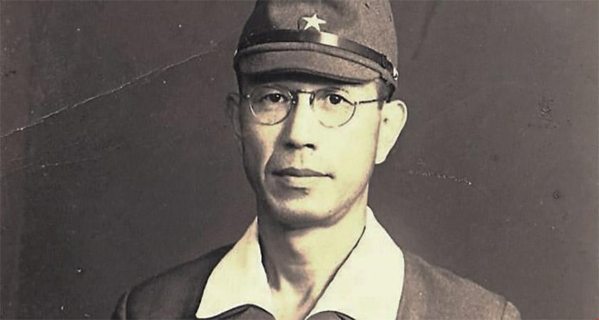 MacCarthy's Nagasaki camp commandant [Via: Collins Press]