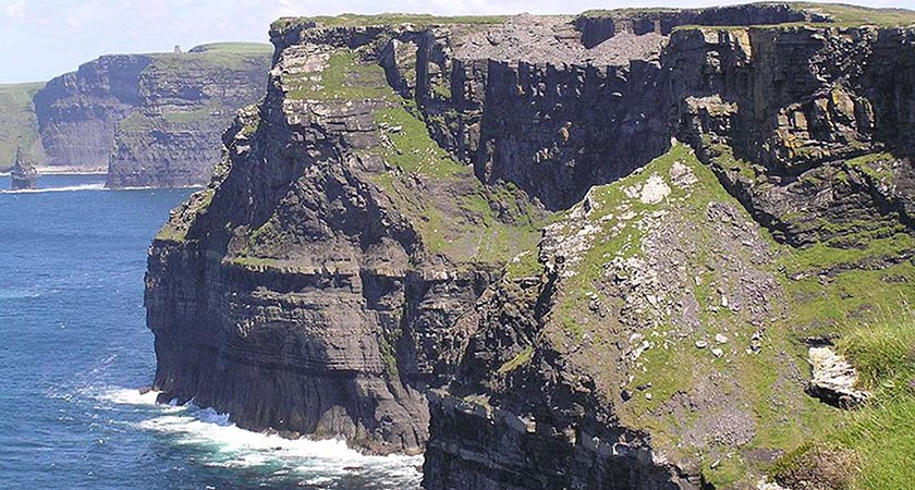 The Cliffs of Moher. Picture: Tourism Ireland