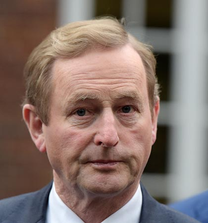 Irish Taoiseach Enda Kenny faces a tricky decision (Photo by Charles McQuillan/Getty Images)