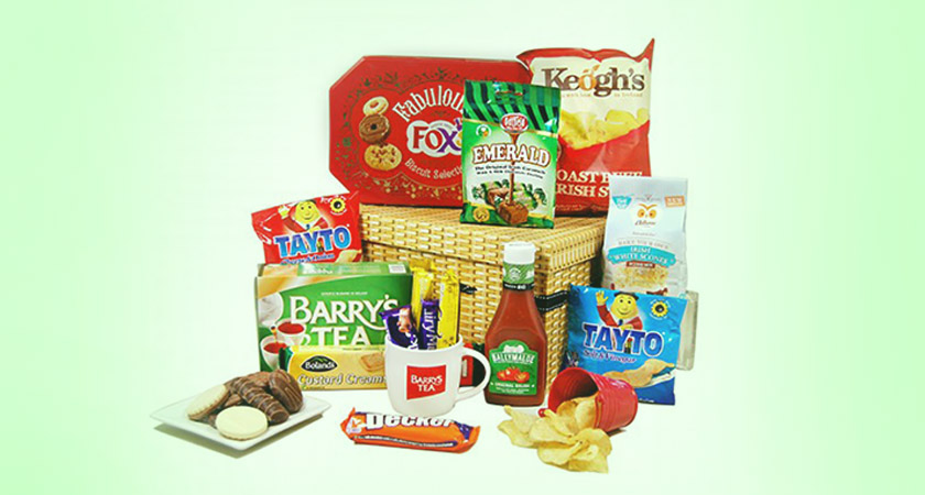 Can a bag of Tayto cure homesickness? (Picture: Heritage Hampers)