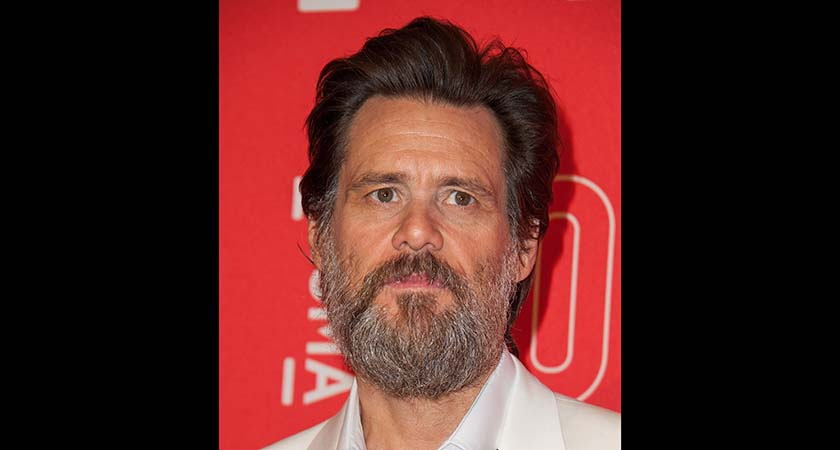 Jim Carrey has been named in a filed case of ' (Photo credit: VALERIE MACON/AFP/Getty Images)