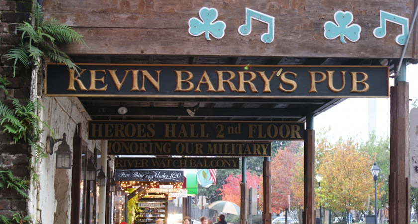Kevin Barry's Pub