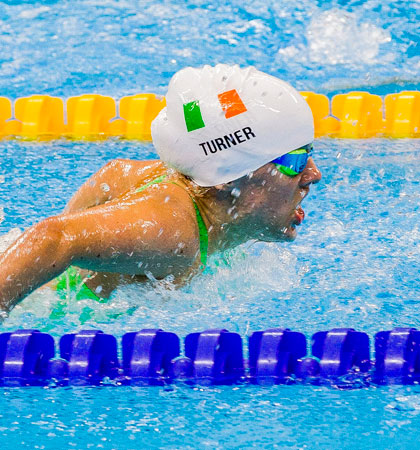 Nicole Turner narrowly missed out on a place on the podium [Image: inpho.ie]