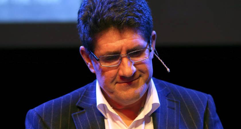 Award-winning Irish journalist Paul Kimmage [Picture: ©INPHO/Billy Stickland