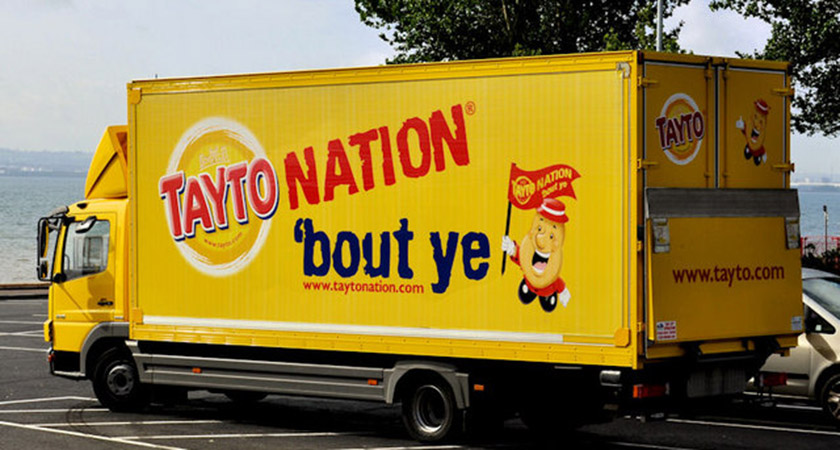 Tayto was the first flavoured crisp [Via: Wikipedia Commons]