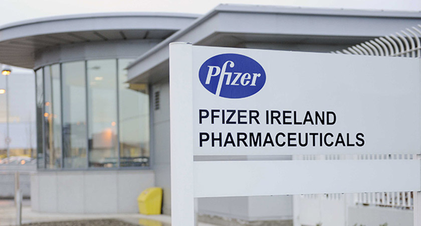6 of the 10 highest selling drugs come from Ireland [Via: Pfizer]