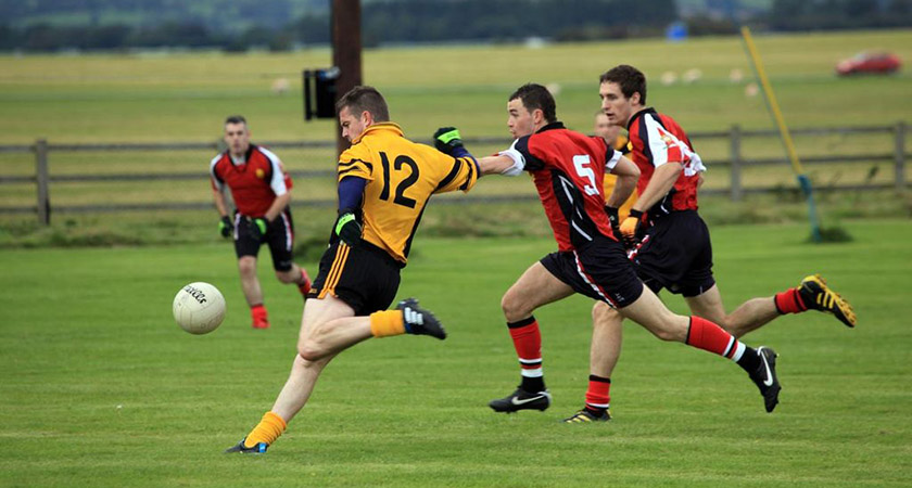 The GAA is unlike anything else [Picture: Wikipedia Commons]