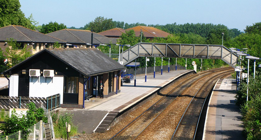 The teenagers alighted at Trowbridge Station [Source: Wikipedia Commons]