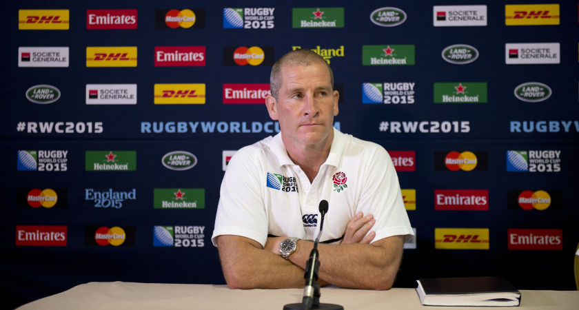 Stuart Lancaster stepped down from the England job last year [Picture: Getty]