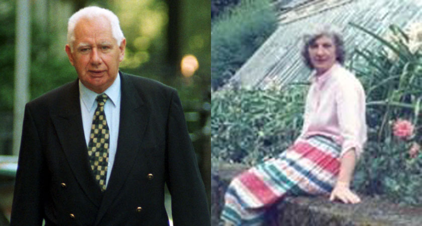 James Livingstone and his wife Grace [Images: RollingNews.ie / An Garda Síochána]