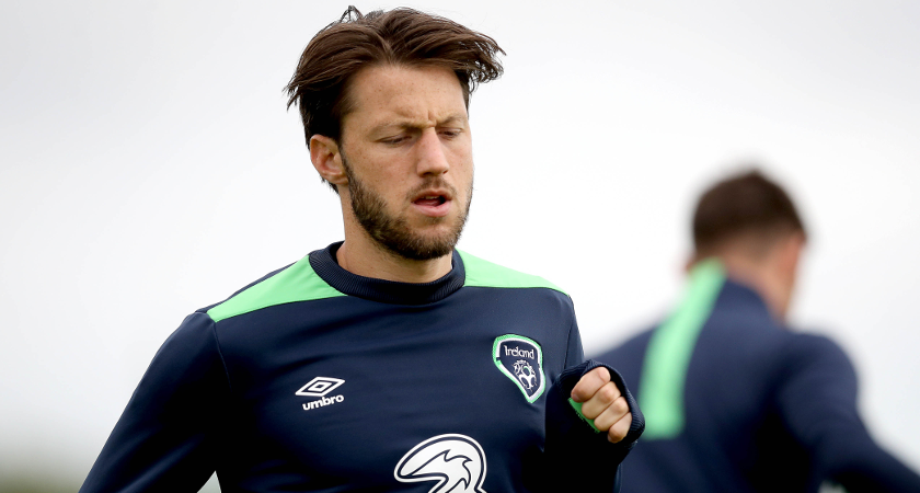 Harry Arter ©INPHO/Ryan Byrne