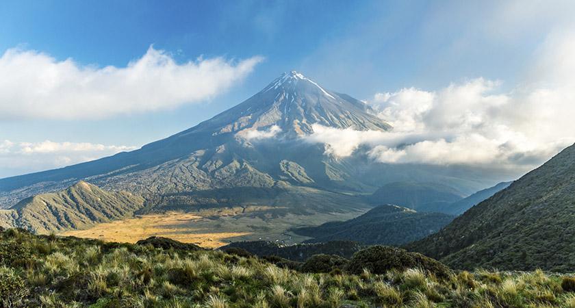 Mount Taranaki, New Zealand [Picture: iStock]