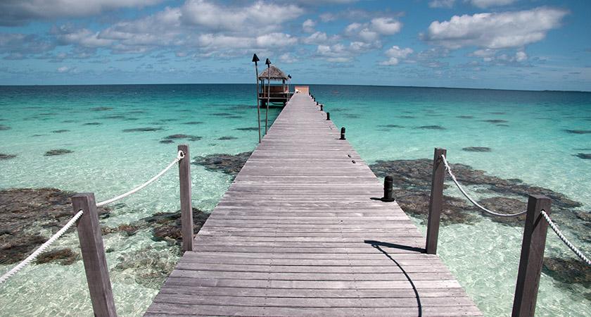 Tropical Tuamotu [Picture: iStock]