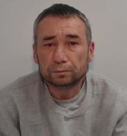 Anthony Benneth, above, was jailed for life yesterday for Joseph O'Hanlon's murder. (Picture: GMP)
