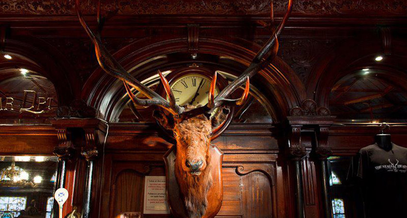 The Stag's Head [Picture: Facebook]