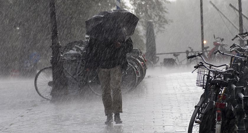 Another fine soft day to spark a conversation. Picture: iStock