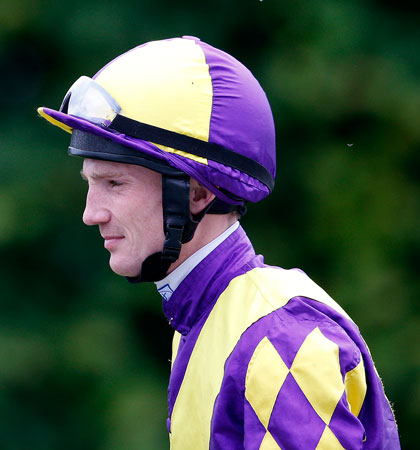 Freddie Tylicki was left paralysed after an accident at Kempton (Image: Alan Crowhurst/Getty Images)