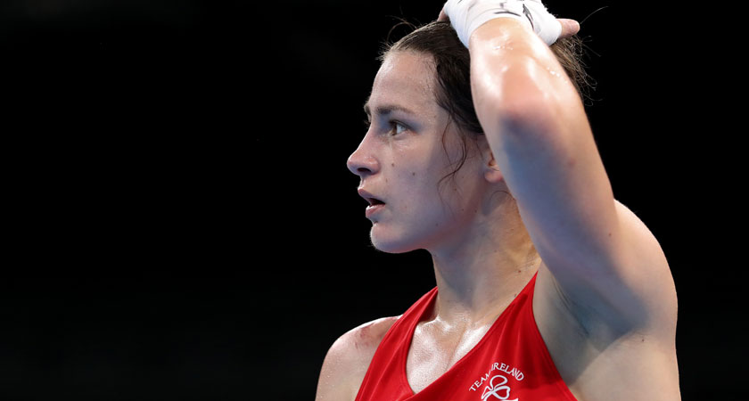 Katie Taylor went professional after her Rio disappointment (Image: inpho.ie/Dan Sheridan)