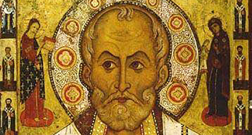 Saint Nicholas of Myra [Picture: Hulton Archive/Getty]