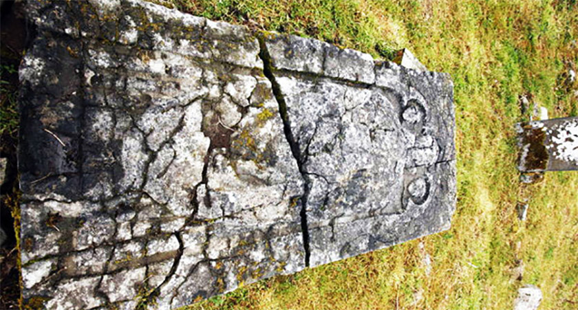 Saint Nicholas' Tomb in Jerpoint, Co. Kilkenny [Picture: Visit Jerpoint Park]