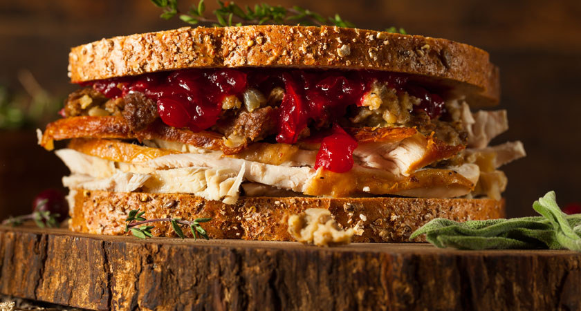 Always make more stuffing – it'll get used in those sandwiches St Stephen's Day (Image: iStock)