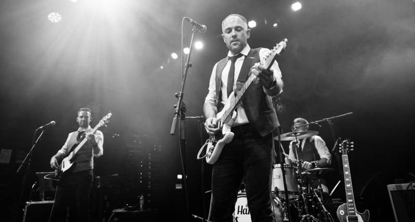The Hares will see in the New Year at Waxy O'Connor's in London