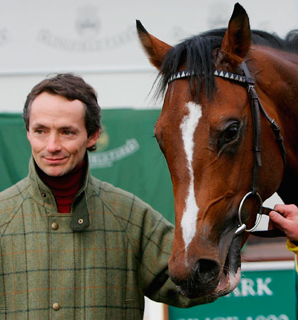 Walter Swinburn was a three-time Derby-winning jockey (Image: Julian Herbert/Getty Images)