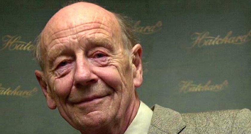 Short story writer and novelist William Trevor (Picture: Getty Images)