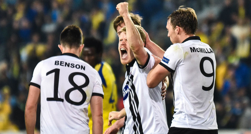Dundalk's inspirational run in Europe drew admiration from all quarters (Image: inpho.ie)