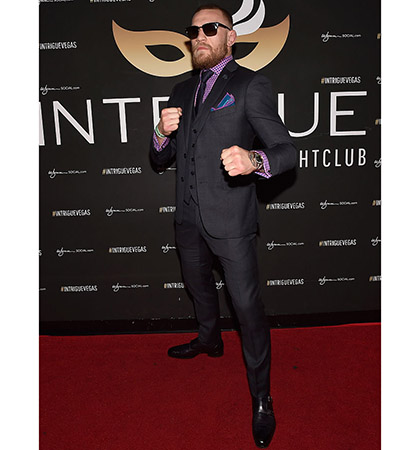 Conor McGregor. (Picture: David Becker/Getty Images for Wynn Las Vegas)