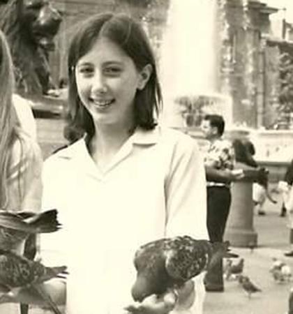 Do you recognise this girl? Matt O'Sullivan believes this Ann Dwyer, Nuala Lee's sister.