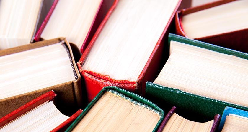 Words and books in Co. Clare (Picture: iStock)