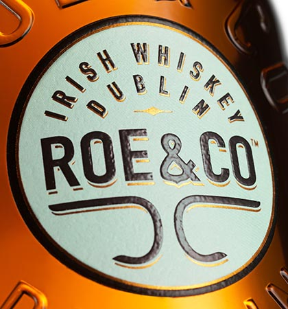 Roe and Co blended whiskey (Picture: Diaego)