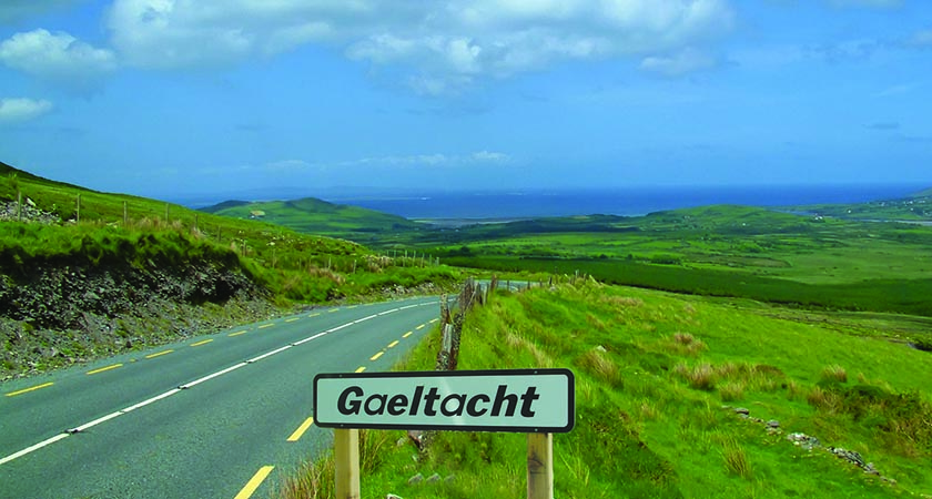 You;re sure of a céad míle fáilte in the Gaeltacht (Picture: Tourism Ireland)