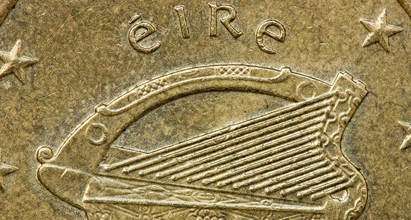 The harp is our official logo (Picture: iStock)