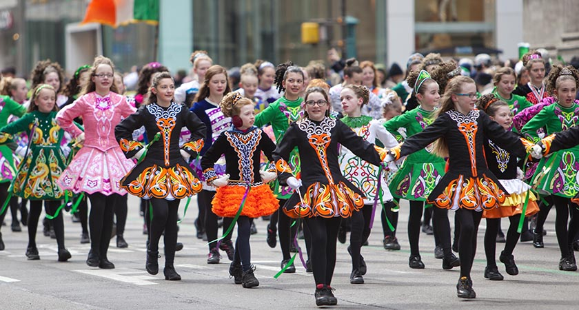 St Patrick's Day —let your hair down in the name of our patron saint (Picture: iStock)