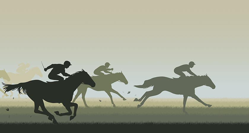 When it comes to horse-racing, the Irish certainly beat the odds (Picture: iStock)