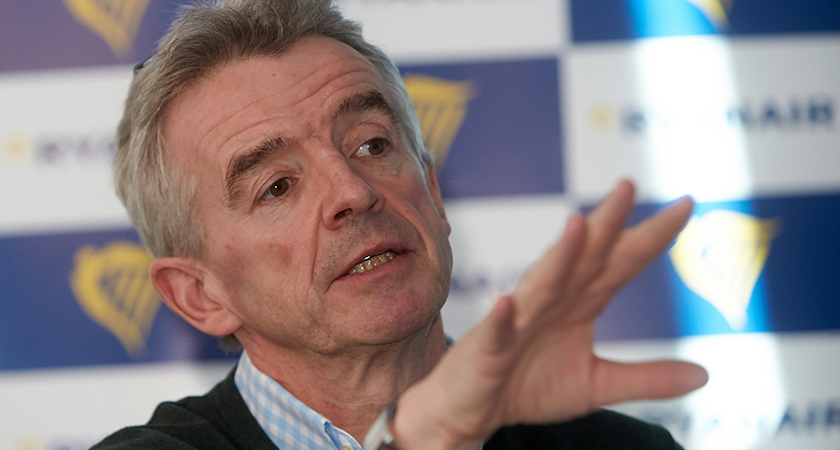 Ryanair cancels another 20 flights due to strike