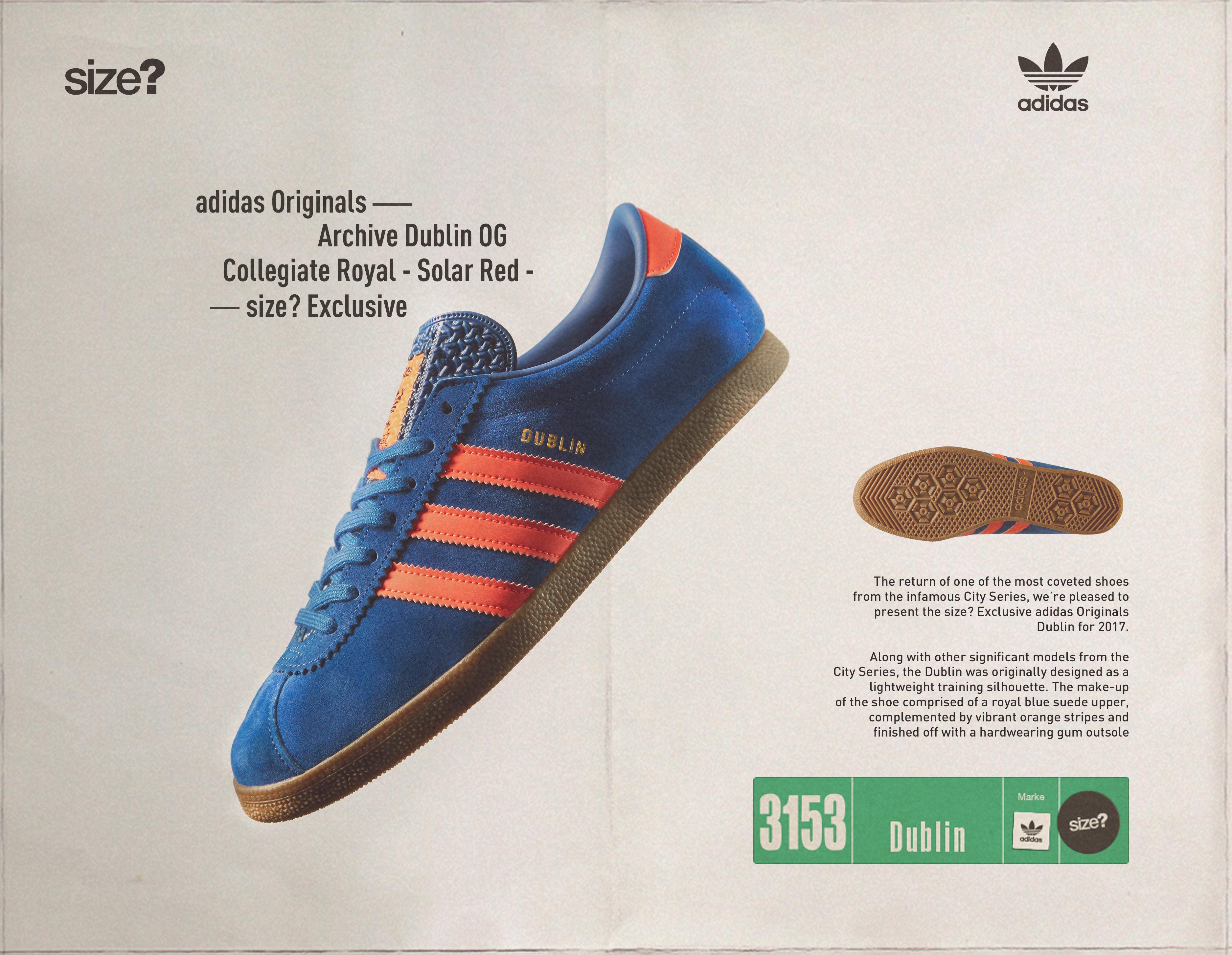 localizar precio Mordrin  Queues across Ireland and Britain for new Adidas 'Dublin' trainers are  ridiculous | The Irish Post