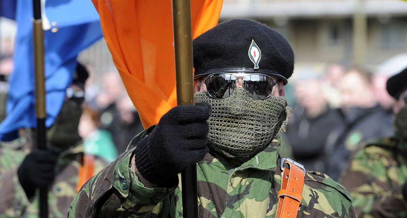 'IRA' claims responsibility for suspicious packages