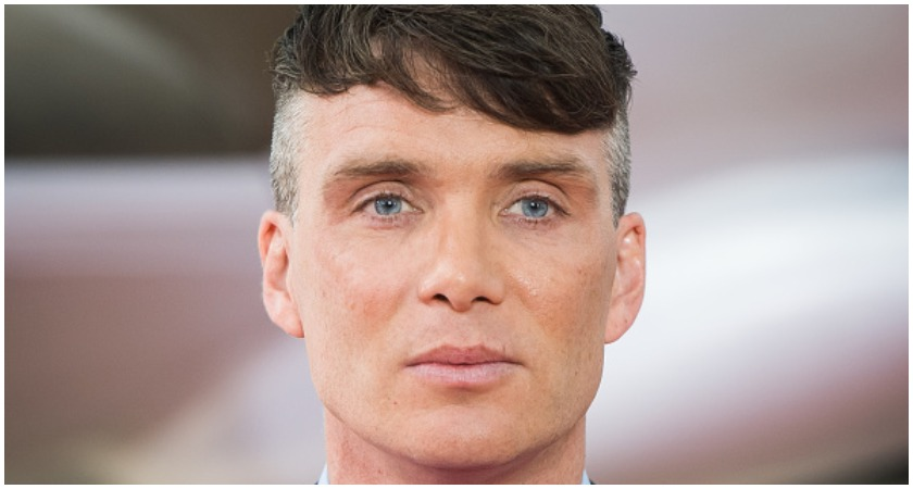 Cillian Murphy fans shocked to discover Peaky Blinders star has a surprising celebrity lookalike