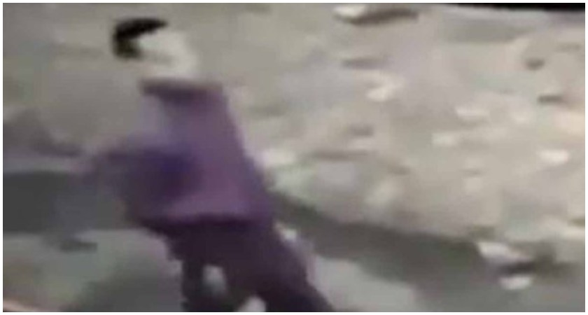 Man arrested over street attack on girl, 12, for her iPhone