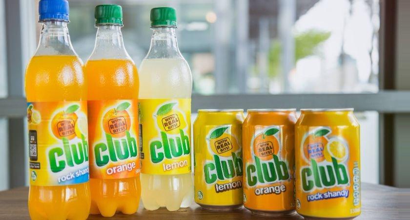 brands drink irish food familiar club orange most emigrants miss fanta