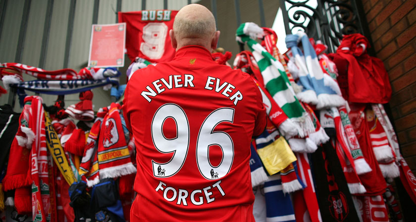 Topman criticised by Liverpool fans for selling red '96 karma' t-shirt