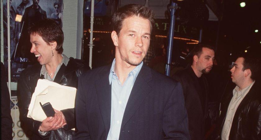 Irish American Mark Wahlberg.