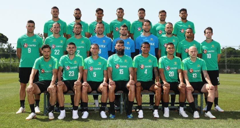 The Australia national team.