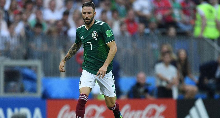 Miguel Layun of Mexico.