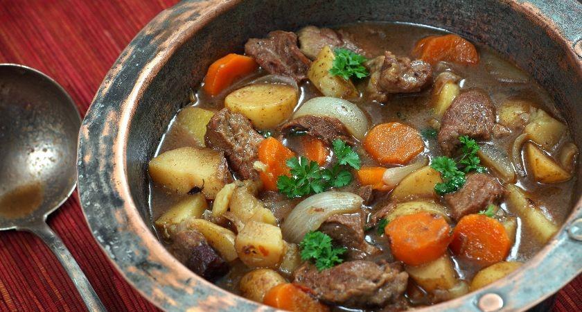 A classic Irish stew.