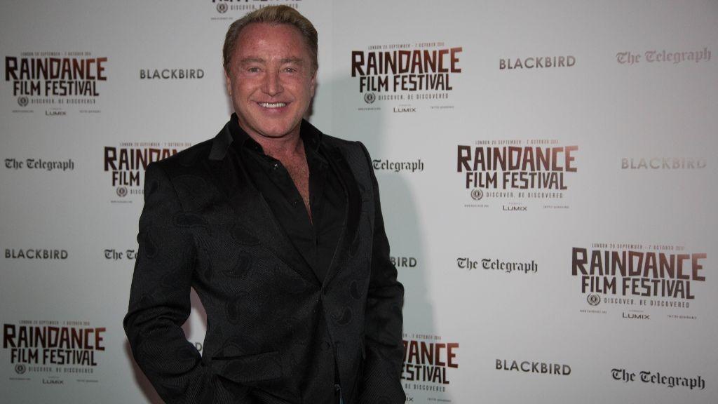 Michael Flatley at Raindance Film Festival.